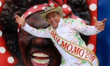 Este lunes se elige el Rey Momo del Carnaval 2020