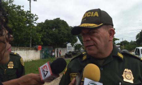 La Policía de Barranquilla no ha recibido más órdenes de captura: comandante Alarcón