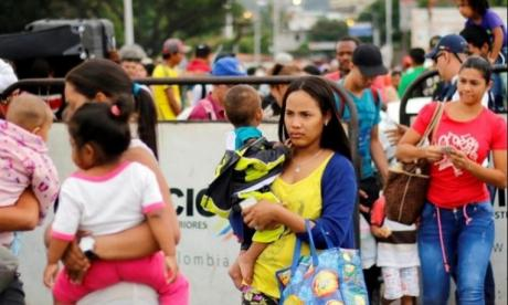 Sin patria, sin casa, sin escuela: el calvario de los niños venezolanos en Colombia