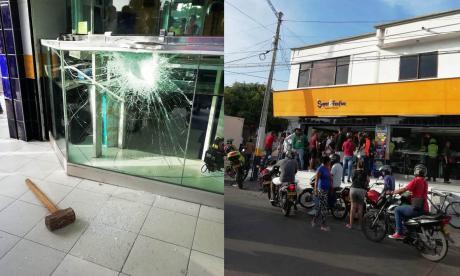 Intentan robar almacén de compra venta en San Felipe