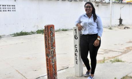 La Gente de mi Cuadra | Un mural que une a los vecinos de una cuadra en La Luz