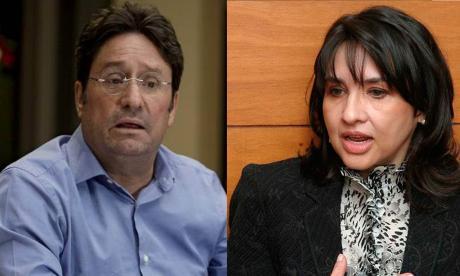 Lío por audio de embajador Santos con la canciller designada