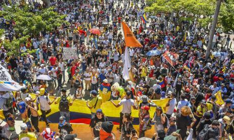 Pacto de no violencia, el Carnaval y Junior: motivos de una marcha en paz