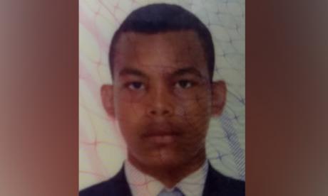 Elio José Díaz De la Cruz, la víctima fatal del accidente.