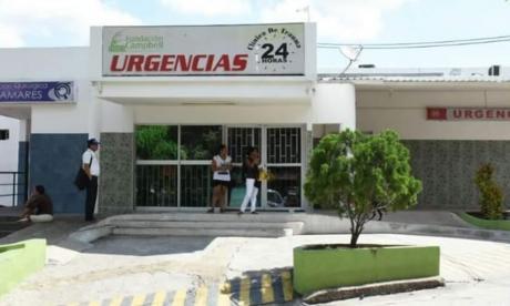 Policía resulta herido tras chocar con motocarro en Santo Tomás