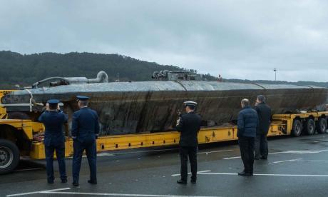 El narcosubmarino interceptado en España llevaba 100 millones de euros en cocaína
