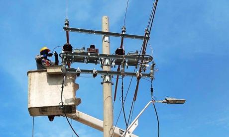Cinco circuitos de Barranquilla estarán sin energía este martes