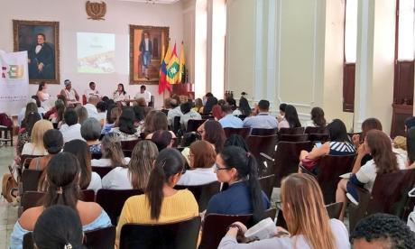 En Cartagena se realizó la presentación de la Red de Extensión Universitaria Nodo Caribe- Ascun