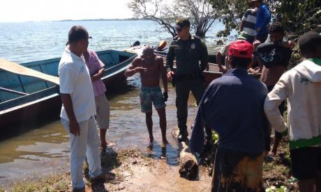 Cae estructura para minería ilegal en Chimichagua, Cesar