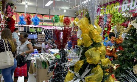 Compras de Navidad: entre carreras, filas y ofertas