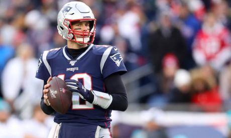 Brady y sus Patriotas contra los Titanes