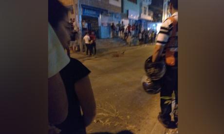 José Gregorio Riascos Peñalosa fue asesinado de varios tiros en el barrio Ciudadela Metropolitana.
