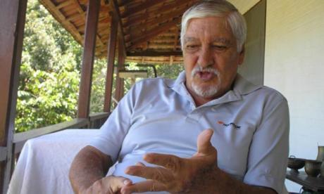 El colombo-uruguayo Nelson Silva Pacheco.