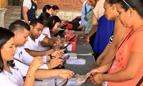 Programa Familias en Acción inicia pagos a beneficiarios de Soledad