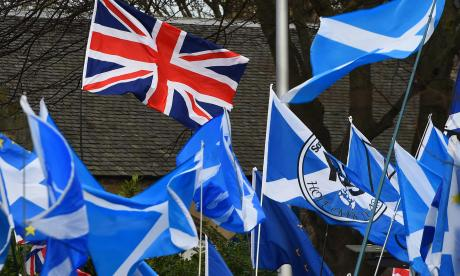 """El Reino Unido emprende una """"nueva era"""" fuera de la Unión Europea"""