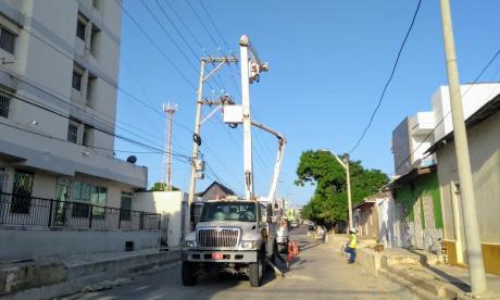 Diferentes sectores de Barranquilla estarán sin energía este fin de semana por trabajos