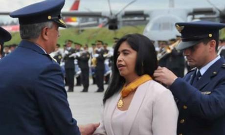 Claudia García Fino, directora de Medicina Legal.