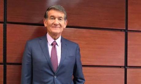 Designan a Ángel Custodio Cabrera como ministro de Trabajo