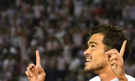 Sebastián Hernández, de 33 años de edad, considera que en Junior vivió su mejor momento futbolístico.