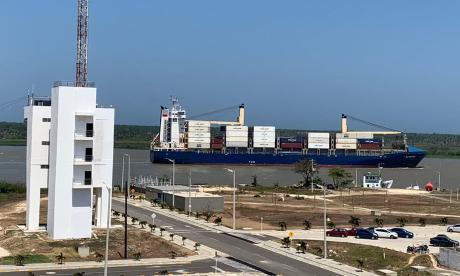 Emergencia por encallamiento de buque en Bocas de Ceniza ya fue superada, asegura Dimar