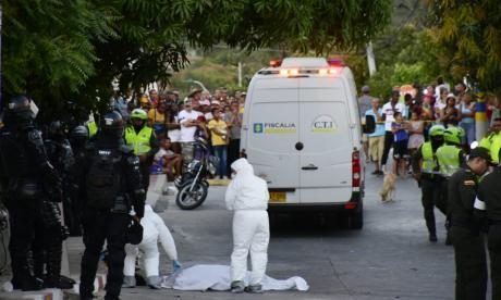 Un muerto y tres heridos deja balacera en La Manga