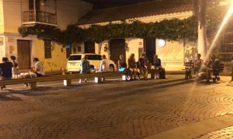 Alcaldía prohíbe venta y consumo de licor en vía pública de Getsemaní