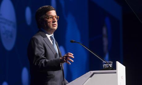 El presidente del BID, Luis Alberto Moreno, quien estará hasta este año en el cargo.