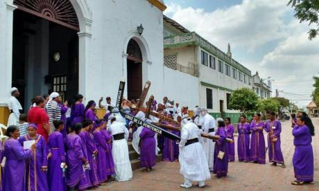 Obispo de Sucre cancela las procesiones de Semana Santa por coronavirus