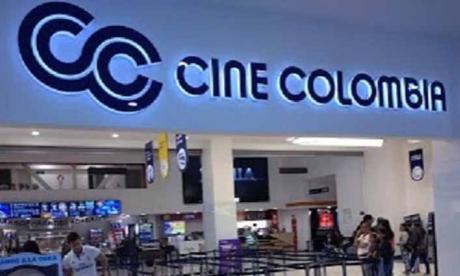 Cine Colombia anuncia cierre indefinido de sus salas en todo el país