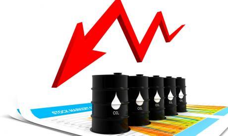 Petróleo se estabiliza y cierra su trimestre de mayor caída