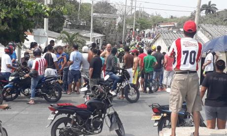 Pandillas en Las Américas no respetan cuarentena