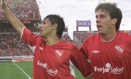 El técnico de Independiente guarda el dorsal 10 para el