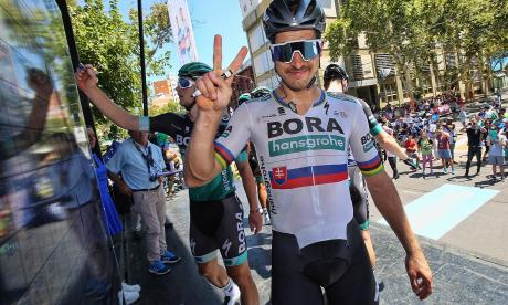 """""""Soy un ciclista real, no virtual"""": Sagan"""