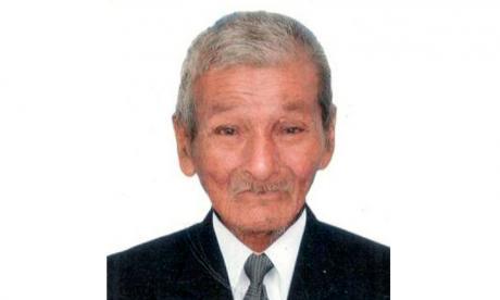 Samuel Santiago Bandera, desaparecido.