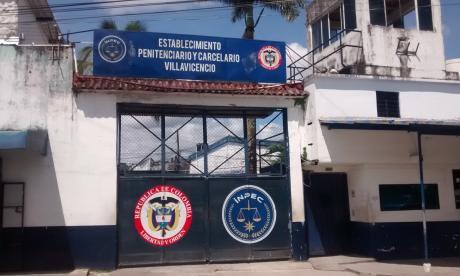 Minjusticia ordena realizar pruebas de COVID-19 a todos los internos de la Cárcel de Villavicencio