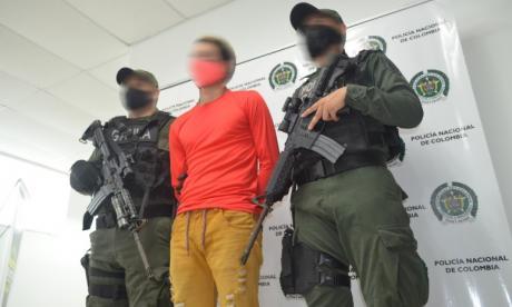 En video   Cae domiciliario señalado de extorsionar a turista croata en Cartagena