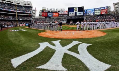El Yankee Stadium, uno de los escenarios más emblemáticos de las Grandes Ligas.