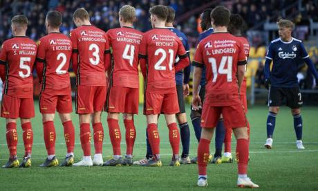 La Superliga danesa se reanudará la próxima semana.