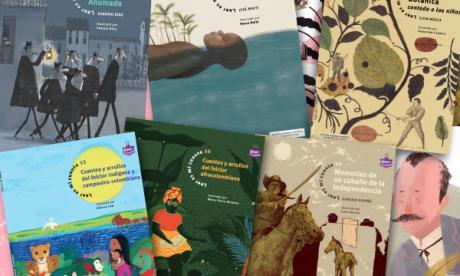 'Leer es mi cuento' lanza 6 títulos nuevos en formato digital