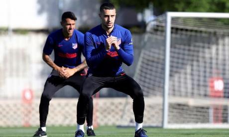 """""""Es una buena noticia reanudar la competición"""": Mario Hermoso"""