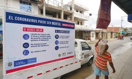 Con apoyo de EPS, Alcaldía de Cartagena busca pacientes COVID -19