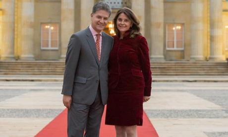 Álvaro Rincón, esposo de la vicepresidenta, citado por la Fiscalía