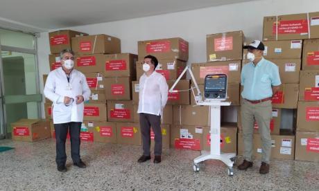 Ocupación de UCI en Cartagena ya es del 86%, dice alcalde Dau