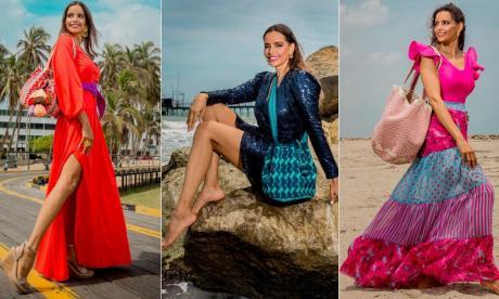"""""""Quiero que el talento de las wayuu se conozca en Europa"""": Rossana Redondo"""