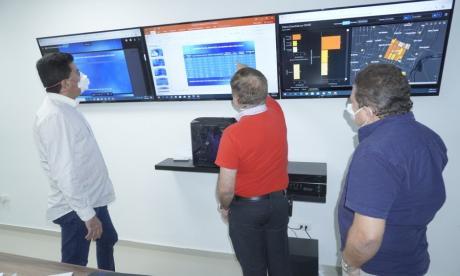 Las autoridades en Soledad se apoyan en la tecnología para definir las estrategias.