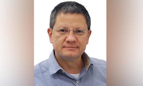 Luis Fernando Suárez, gobernador (e)  de Antioquia