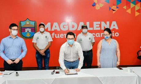 La Gobernación del Magdalena creó Junta Departamental de Educación