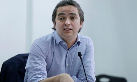 Juan Alberto Londoño, viceministro de Hacienda.