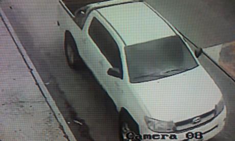 En video | Alerta por ladrones que andan en camioneta por Barranquilla
