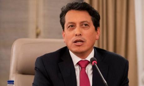Epidemiólogo y asesor del Ejecutivo, Carlos Álvarez.